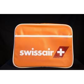 SWISSAIR Umhängetasche klein - orange