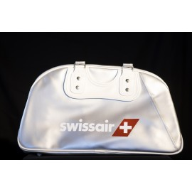 SWISSAIR Sporttasche - silber