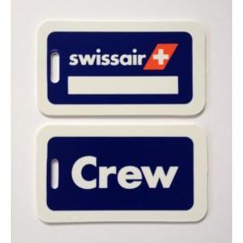 SWISSAIR Crewhanhänger - blau