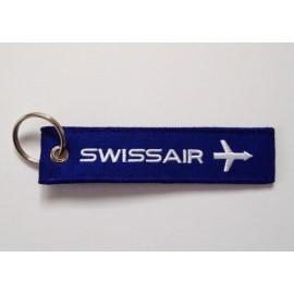 SWISSAIR Anhänger - blau