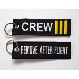 Anhänger - CREW/REMOVE AFTER FLIGHT