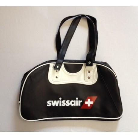 SWISSAIR Sporttasche - schwarz