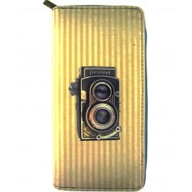 Portemonnaie Retro Camera Mlavi
