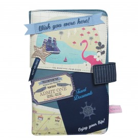 Disaster Designs Reise Organizer - Memento Beach