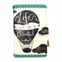 Disaster Designs Reise-Organizer - Penny Black