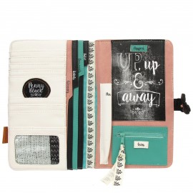 Reise Organizer - Disaster Design - Penny Black