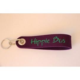 FILZ SCHLÜSSELBAND 'HIPPIE BUS'
