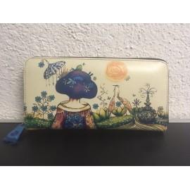 Okalosa Lederportemonnaie - Japan