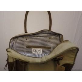 Vintage Tasche - Canvas OK Home Design