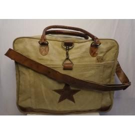 Vintage Tasche Gross - Canvas Star Home Design