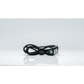 Ladekabel 2in1 - Lightning und Micro USB - Schwarz