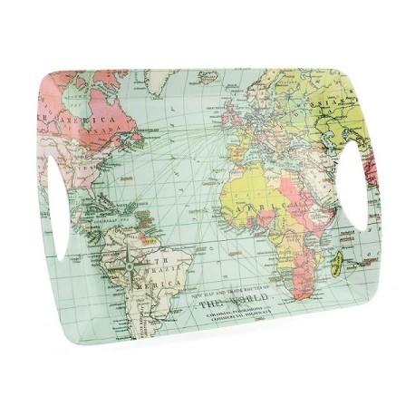 World Traveller Tray - Serviertablett klein