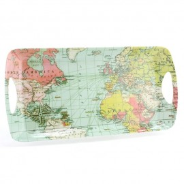 World Traveller Tray - Serviertablett