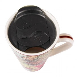 World Traveller Travel Mug - Tasse to Go