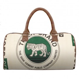 Elephbo Sporty Weekender Green Tiger
