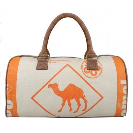Elephbo Sporty Weekender Orange Camel