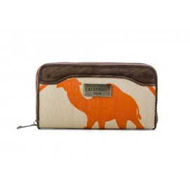 Elephbo Cashy Frauen Portemonnaie Orange Camel