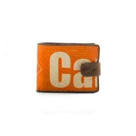 Elephbo Quicky Männer Portemonnaie Orange Camel