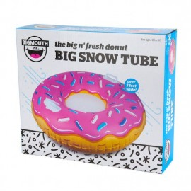 Snow Tube Pink Donut 97cm
