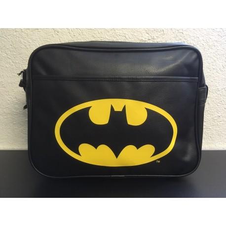 1c55a80eeff8 Retro Bag - Batman Der Retro Bag ist eine hochwertige Schultertasch...