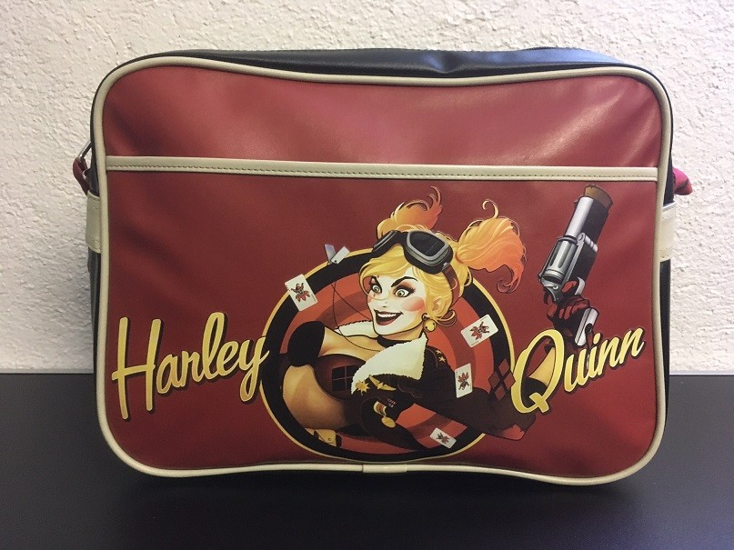 retro bag harley quinn der retro bag ist eine hochwertige schulte. Black Bedroom Furniture Sets. Home Design Ideas