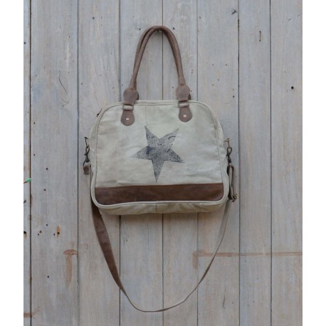 Vintage Tasche - Canvas Big Star Home Design