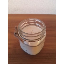 Surf's Up Glass Candle Pink Grapefruit