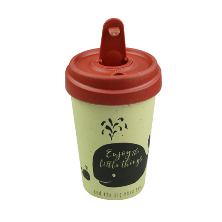 Bamboo Cup Little Big Whale