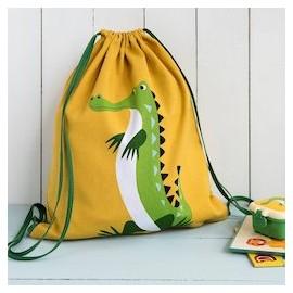 Turnbeutel Rex London - Larry das Krokodil