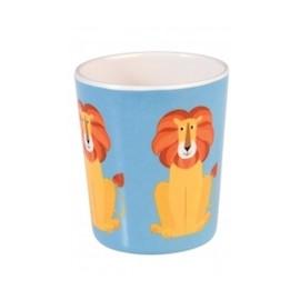 Trinkbecher Melamin Rex London - Charlie der Löwe