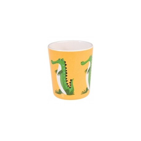 Trinkbecher Melamin Rex London - Larry das Krokodil