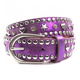 BB Trend Kids Kindergürtel - 55 cm - purple