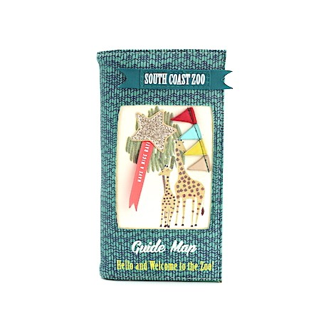 Portemonnaie Disaster Design - Memento Zoo Wallet