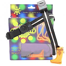 LED Leuchtbänder Boot-e-Litz - Leuchtfarbe Pink