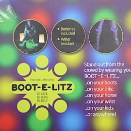 LED Leuchtbänder Boot-e-Litz - Leuchtfarbe Orange