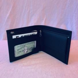 Echt Leder Portemonnaie Kanton Bern, 11x7cm
