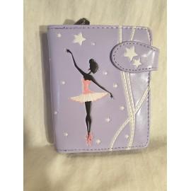 Ballerina-Portemonnaie - 9 x 11.5cm - Klostermann