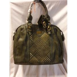 The Moshi Schulter und Handtasche Cecile grün