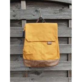 ZWEI Rucksack OR13 OLLI yellow
